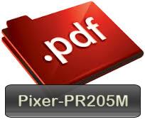 Pixer Pr-205m Pdf İndir